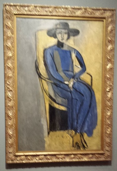 The Talking Simian S Review Of Matisse In His Time Exhibit